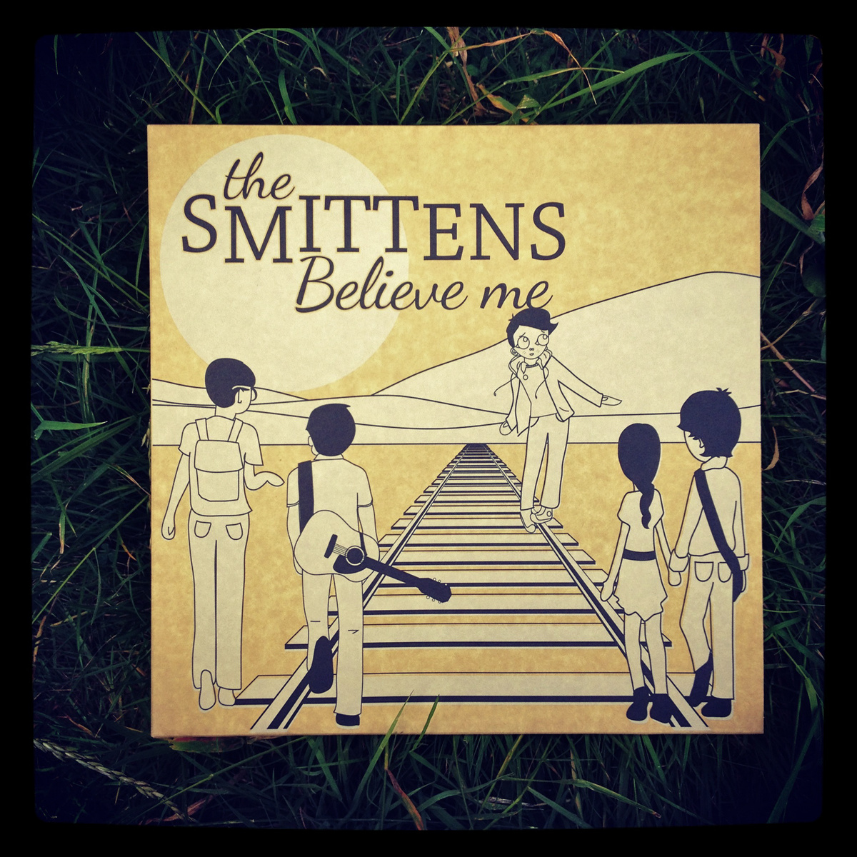 Smittens Believe Me Photo by Tom Aston